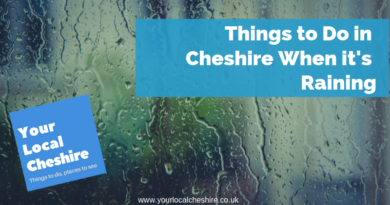 Things to Do in Cheshire When it's Raining